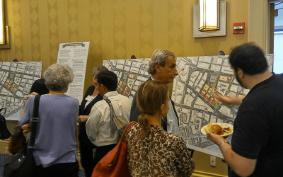 Community gives feedback to MIT on Volpe Center plans